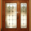 Entryway Stained Glass Windows Denver