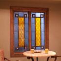 Basement Stained Glass Windows Denver