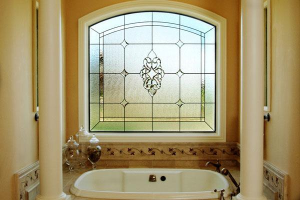 denver stained glass bathroom windows - Bathroom Windows