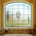 SStained Glass Denver Bathroom Windows