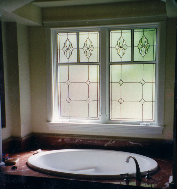 Delicieux Denver Stained Glass Bathroom Windows