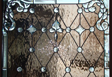 Stained Glass Detail San Antonio