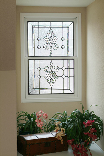 Check out our beautiful stained glass gallery denver for Stained glass kitchen windows