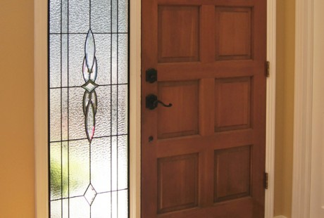 Denver Stained Glass Sidelights