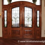 Entryway-stained-glass-denver-door