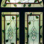 aspen tree- denver stained glass