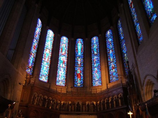 denver historic stained glass st johns