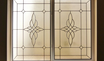 custom stained glass denver