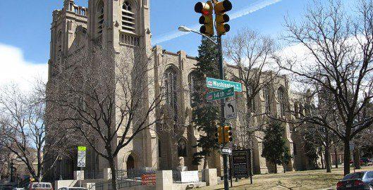 saint john's cathedral denver