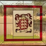 denver-stained-glass-Bouchard-custom-family-crest
