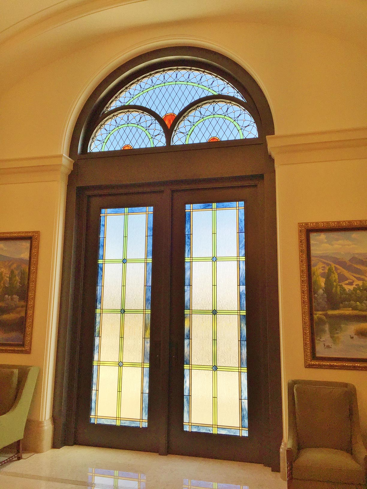 Check Out Our Beautiful Stained Glass Gallery Denver
