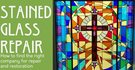 stained glass repair denver