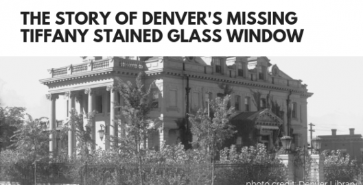 denver tiffany stained glass