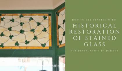 historical stained glass restoration denver restaurants