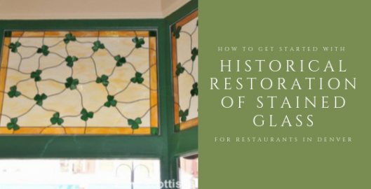 historical stained glass restoration denver restaurants